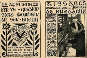Histoire du tissage Locronan 5-reportage-locronan
