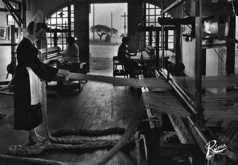 Renouveau du tissage à partir de 1935